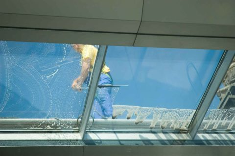 franklin exterior care window cleaning