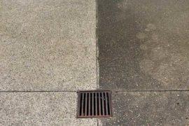 Concrete Wash